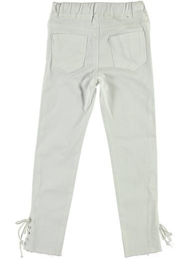 Koton Pantolon Beyaz